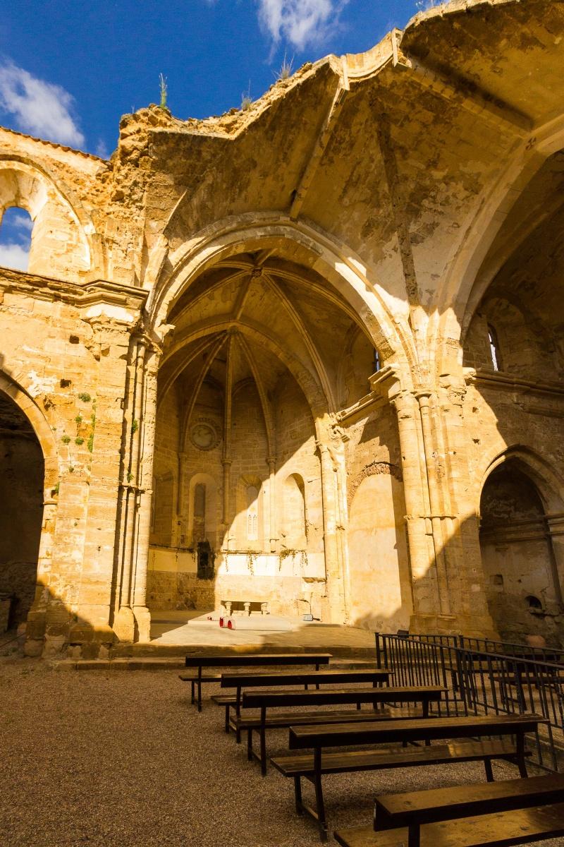 Foto 1 Monasterio de Piedra