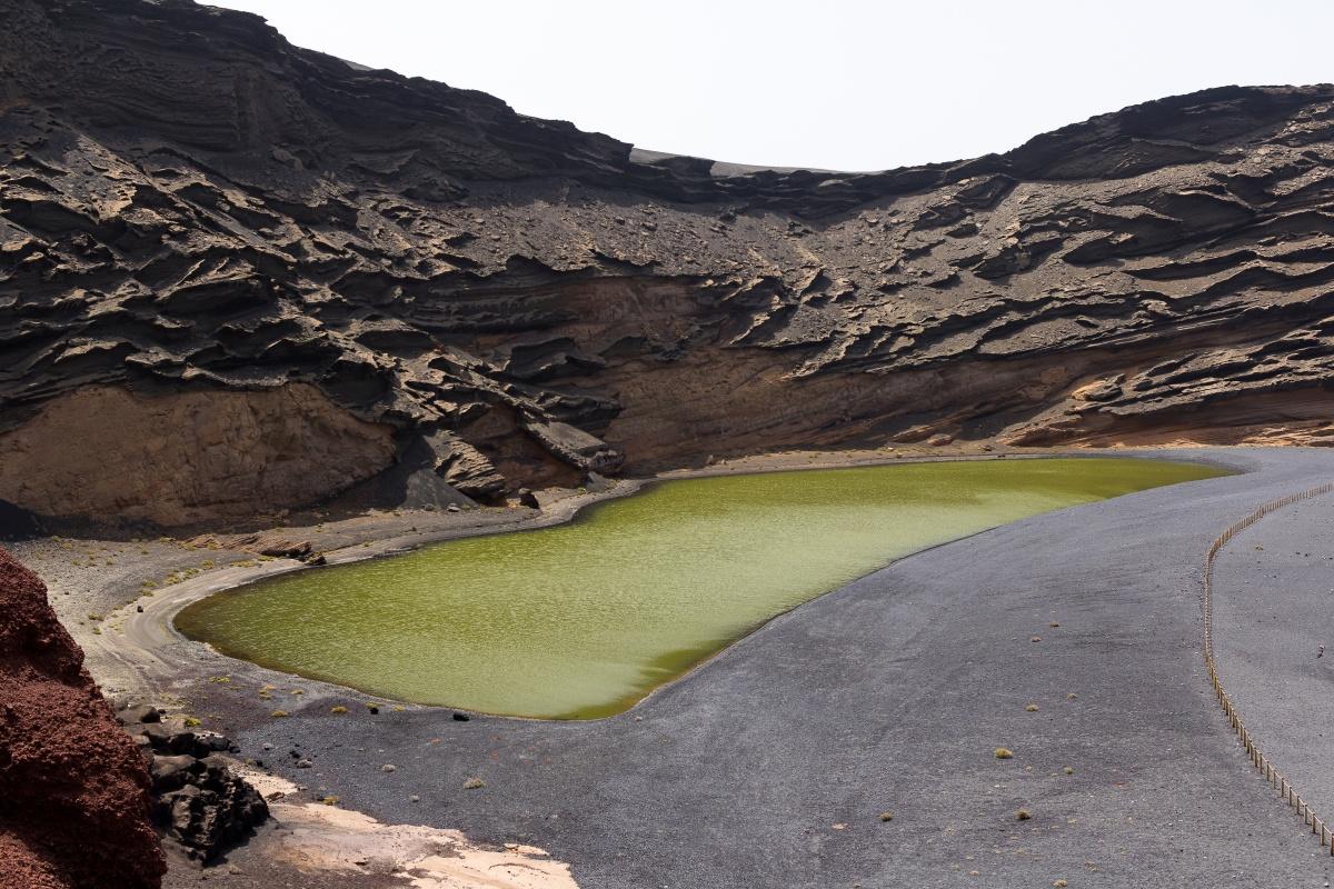 Lago Verde (Yaiza)