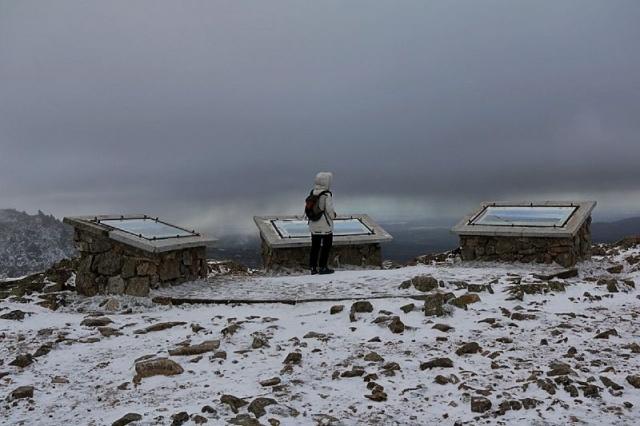 Mirador de las Canchas (Navacerrada)