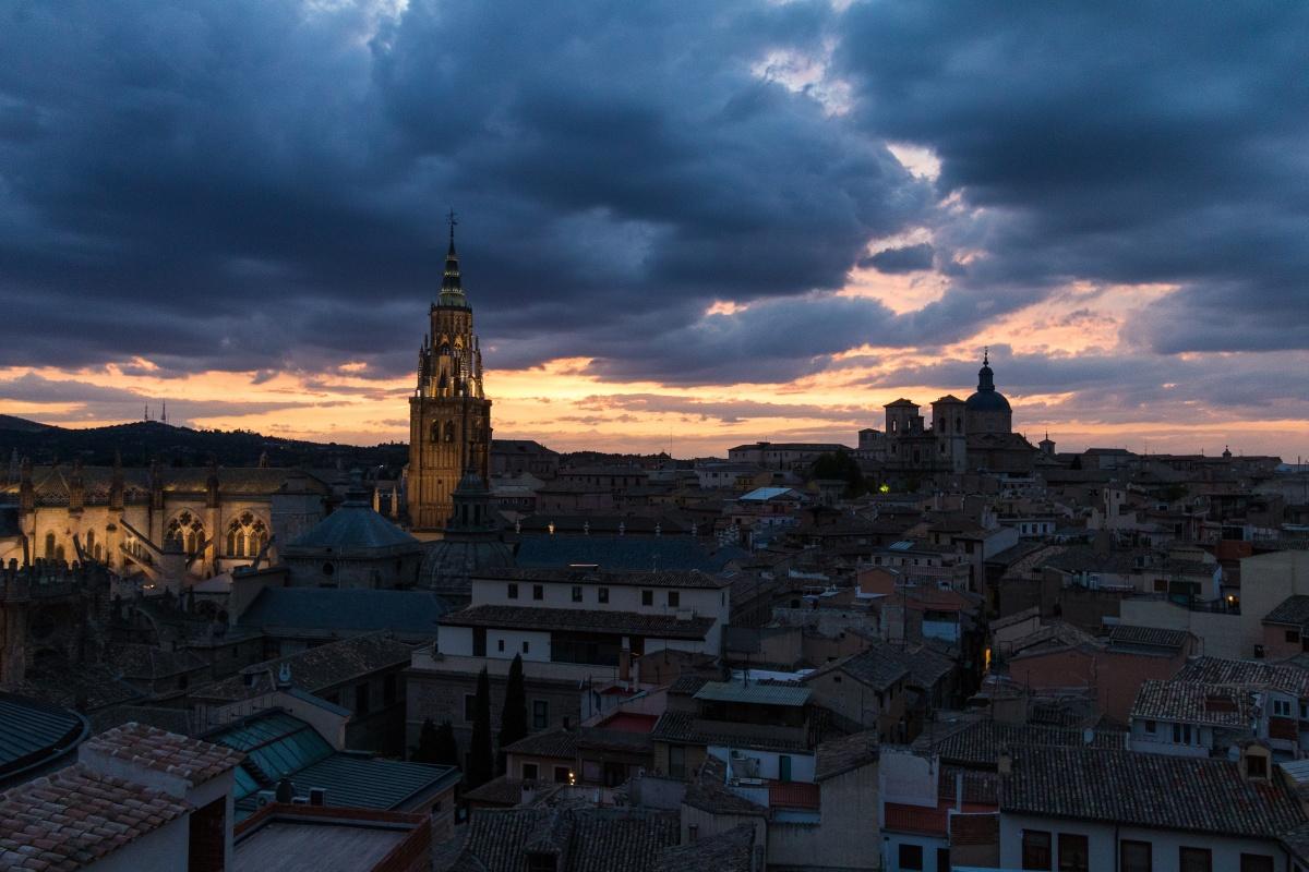 Ciudad vieja de Toledo (Toledo)