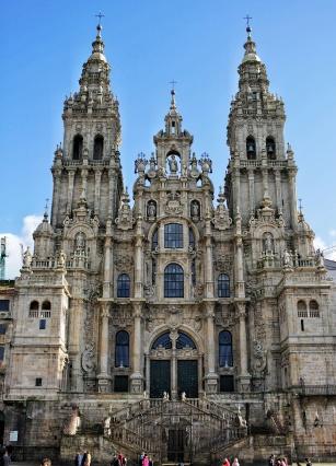 Ciudad vieja de Santiago de Compostela (Santiago de Compostela)