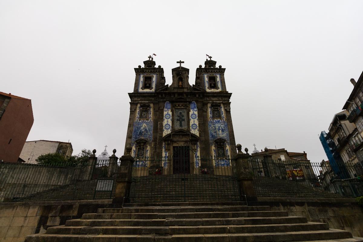 Igreja de Santo Ildefonso (Porto)